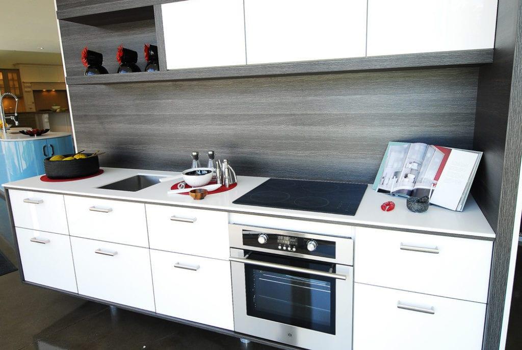 Slick kitchen top 12mm thick