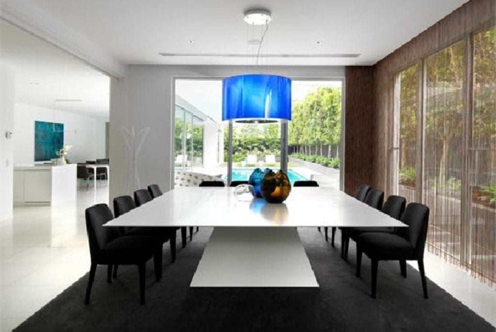 Modern 16 Seat Dining Table