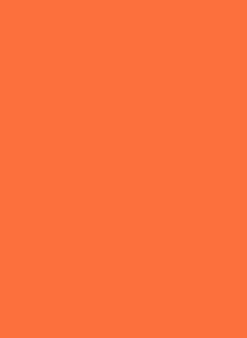 Citrus Orange Corian