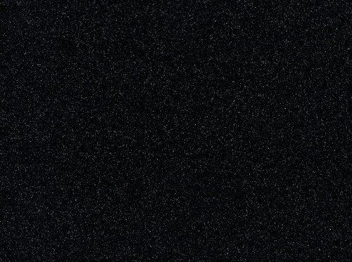 Deep Black Quartz Corian